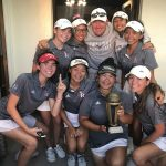 Girls Golf Wins San Diego City Conference Championships