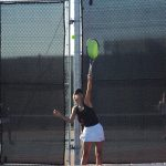 JV Girls Tennis vs. Cathedral Catholic