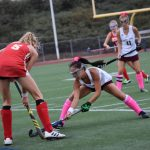 Field Hockey Sweeps Cathedral Catholic