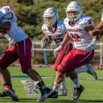 Varsity Football Beats Patrick Henry