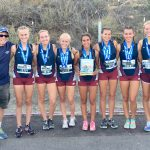 Girls Cross Country Take First Place @ Mt. Sac Invitational