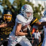 JV Football Beats Mission Bay On The Road