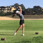 Varsity Girls Golf Beat Carlsbad