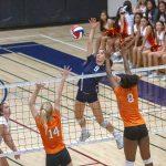 Girls Volleyball vs. St. Joseph's - CIF State Playoffs Round 1