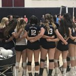 Girls Volleyball vs. Los Alamitos - CIF State Round 2