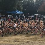 Cross Country Representing At CIF State Championships