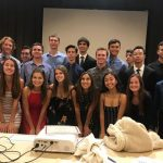 Cross Country Banquet 2018-19