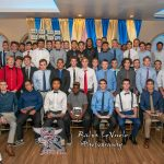 Football Celebrates At End Of Season Banquet