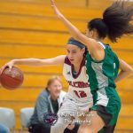 Girls Varsity Basketball Falls To Poway