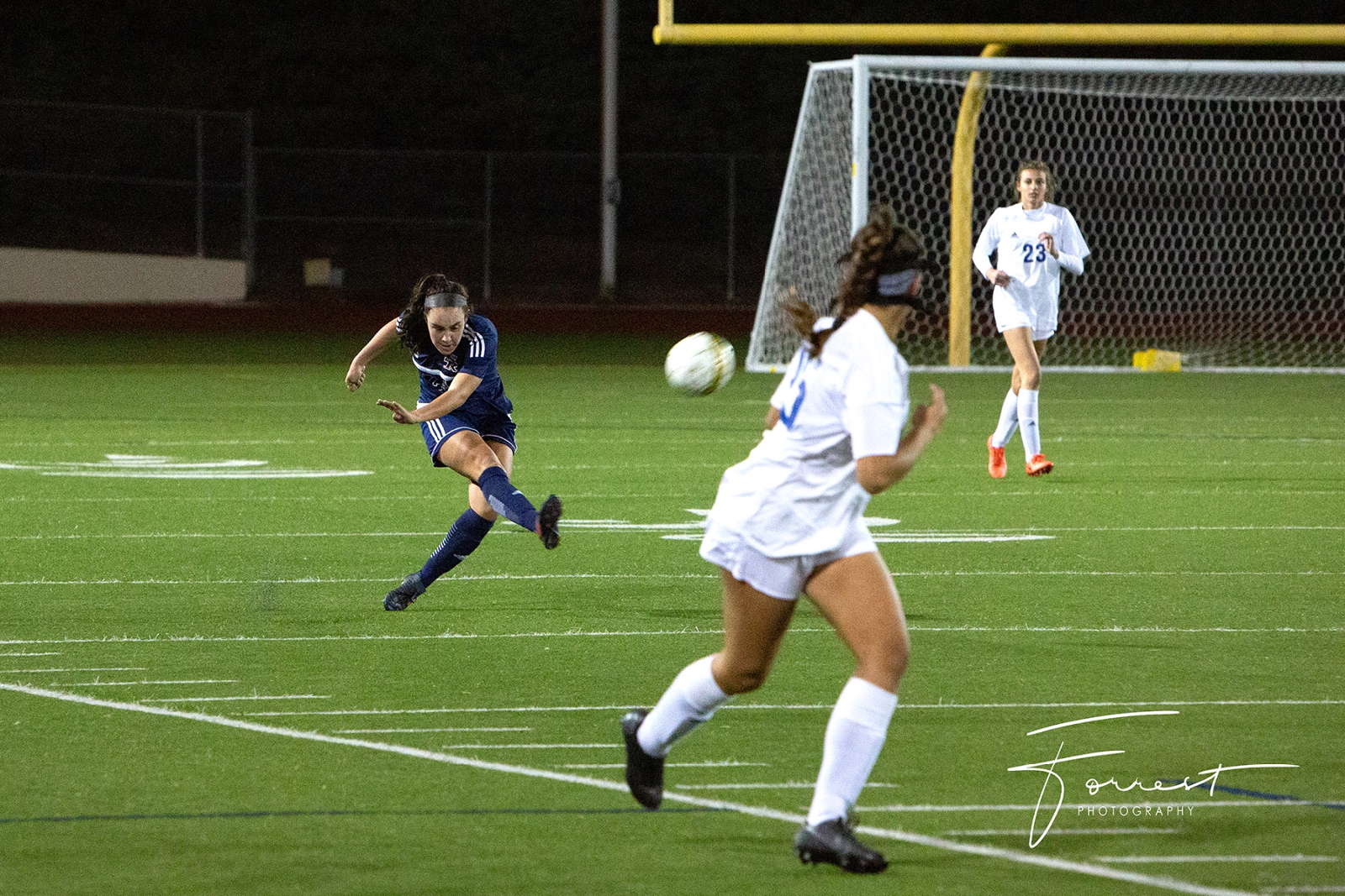 Girls Varsity Soccer Fall To West Hills