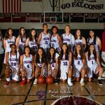 Girls JV Basketball Team Picture 2018-19
