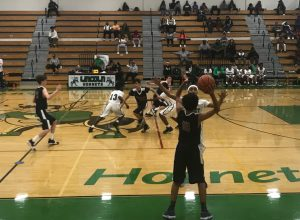 JV Boys Basketball @ Lincoln
