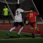 Boys Varsity Soccer Beats Cathedral Catholic On The Road