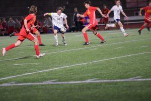 Boys Varsity Soccer @ Cathedral Catholic