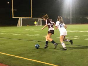 JV2 Girls Soccer vs. Our Lady Of Peace