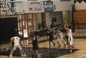 Boys JV Basketball vs. Point Loma