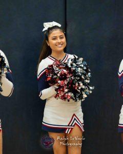 Varsity Cheer vs. Point Loma