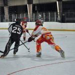 Undefeated Roller Hockey Beats Cathedral