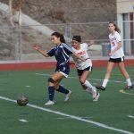Girls JV1 Soccer Beats La Jolla