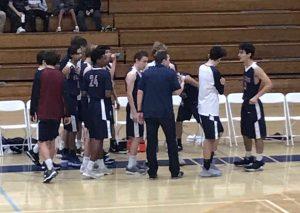 Boys JV Basketball @ Mira Mesa