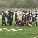 Boys JV1 Soccer Beats Del Norte