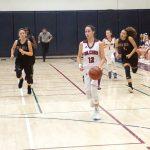 Girls Varsity Basketball Tops Mira Mesa