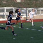 Girls JV1 Soccer Ties Our Lady Of Peace