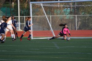 Girls JV1 Soccer @ Our Lady Of Peace