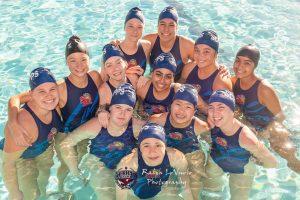 Girls JV Water Polo Tournament