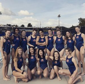 Girls JV Water Polo
