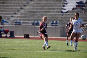 Girls JV2 Soccer vs. Westview