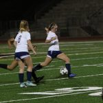 Girls JV1 Soccer Ties Westview