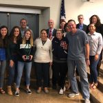 Field Hockey Honored At Board Of Education Meeting