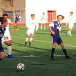 Jv1 Boys Soccer Fall To Point Loma