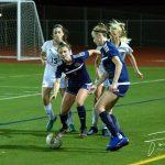 Girls Varsity Soccer Tie Point Loma