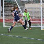 Girls JV1 Soccer Beats Bishops