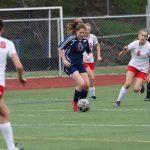 Girls JV1 Soccer Beats Cathedral Catholic