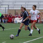 Girls JV1 Soccer vs. Cathedral Catholic