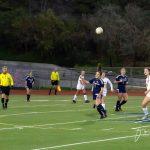 Girls Varsity Soccer Falls To Cathedral Catholic On Senior Night
