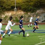 Varsity Girls Soccer vs. Cathedral Catholic