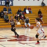 Girls JV Basketball vs. Serra