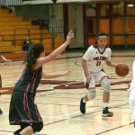 Girls Basketball vs. Eastlake - CIFSDS D1 Playoffs Round 1