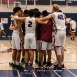 Boys Basketball vs. Army-Navy - CIF Playoffs Round 1