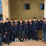 Wrestling Shines @ CIF Tournament
