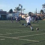 Boys Soccer @ St. Augustine - CIFSDS State Playin Match