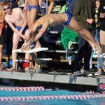 Swim & Dive Shining @ Western League Relays