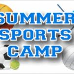 Falcon Volleyball Summer Camp 2019 Flyer