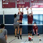Boys JV Volleyball Beats Francis Parker In 3