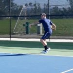 Boys Varsity Tennis Beats Patrick Henry