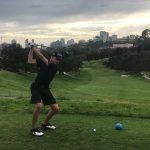 Boys Varsity Golf Beats University City